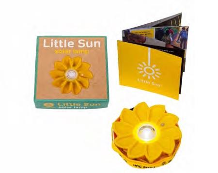 Eliasson Little Sun Original mit Verpackung