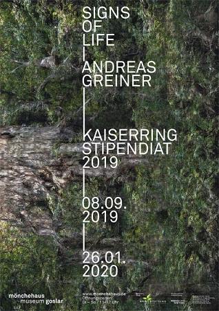 Auszug aus der neuen Arbeitsserie 'Jungle Memory' Andreas Greiner 2019, courtesy DITTRICH & SCHLECHTRIEM, Berlin