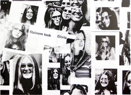 Rosemarie Trockel, The Steinem Look, 2011